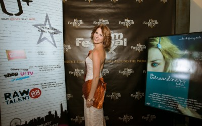 """Premiere of """"The extraordinary tale"""" in Hollywood"""